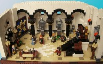 A Feast in the Hall of Minas Tirith
