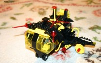 Blacktron Fly