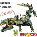 """Izložba LEGO Zmajeva u Adrenalin parku """"Zemlja čuda"""", 07. Oktobra"""